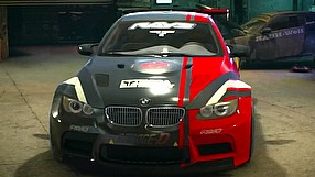 Need for Speed personalizacja samochodów