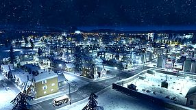 Cities: Skylines - Snowfall zwiastun na premierę