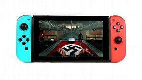 Wolfenstein II: The New Colossus zwiastun wersji na Switch