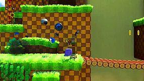 Sonic Mania fragment rozgrywki