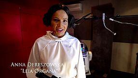Star Wars: Battlefront II Anna Dereszowska jako księżniczka Leia (PL)