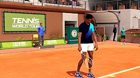 Tennis World Tour tryb kariery