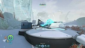 Subnautica: Below Zero update Snowfox