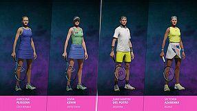 Tennis World Tour 2 zwiastun wersji PS5 / XSX