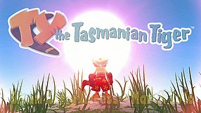 Ty The Tasmanian Tiger Early Access trailer