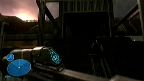 Halo: Reach Etap X - The Pillar of Autumn (2)