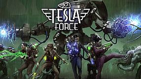 Tesla Force: United Scientists Army zwiastun #1