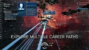 EVE Online prezentacja rozgrywki