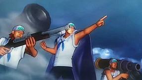 One Piece: Burning Blood zwiastun fabularny