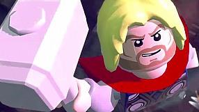 LEGO Marvel Super Heroes zwiastun na premierę
