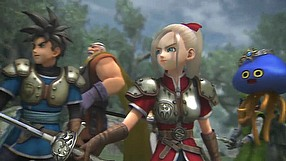 Dragon Quest Heroes: The World Tree's Woe and the Blight Below zwiastun #1