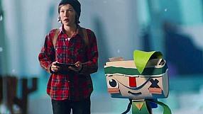 Tearaway reklama telewizyjna