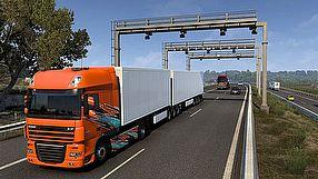 Euro Truck Simulator 2: Iberia fragment rozgrywki #1