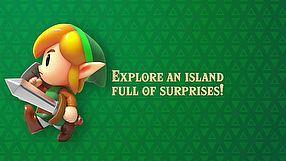 The Legend of Zelda: Link's Awakening zwiastun rozgrywki #1