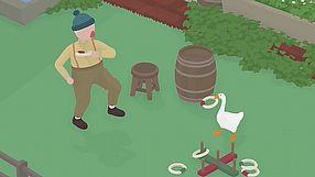 Untitled Goose Game zwiastun na premierę