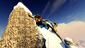 SSX Own the Planet: Patagonia