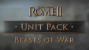 Total War: Rome II Beasts of War DLC trailer