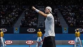 Grand Slam Tennis 2 kulisy produkcji #1 pro AI