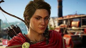 Assassin's Creed Odyssey E3 2018 gameplay (PL)