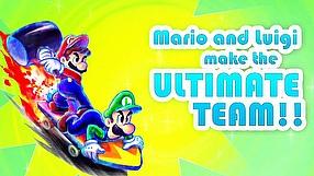 Mario & Luigi: Dream Team zwiastun na premierę