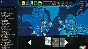 Pandemic: The Board Game zwiastun na premierę