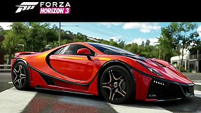 Forza Horizon 3 dodatek Smoking Tire