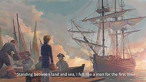 Ultimate Admiral: Age of Sail zwiastun kampanii brytyjskiej