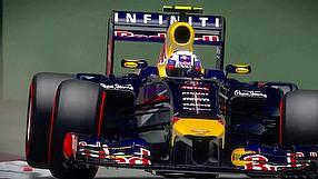 F1 2014 zwiastun na premierę