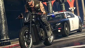 Grand Theft Auto Online Bikers