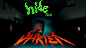 Hide and Shriek zapowiedź