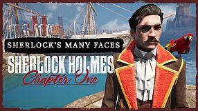 Sherlock Holmes: Chapter One zwiastun rozgrywki #1