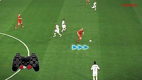 Pro Evolution Soccer 2014 tutorial #1 - kontrola nad piłką