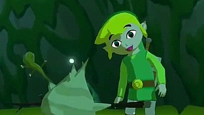 The Legend of Zelda: The Wind Waker HD gameplay trailer