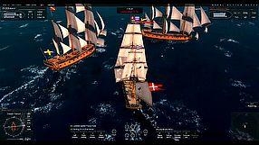 Naval Action fragment rozgrywki #1