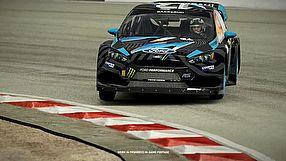 Project CARS 2 wyścigi rallycrossowe