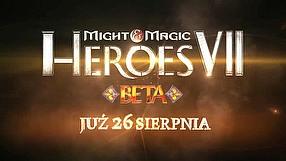Might & Magic: Heroes VII zwiastun otwartej bety (PL)
