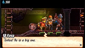 SteamWorld Heist E3 2015 - trailer