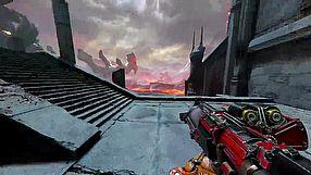 Quake Champions zwiastun czempiona Visor