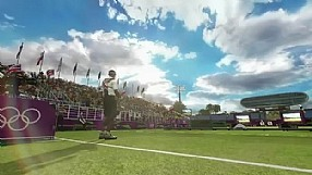 London 2012: The Official Video Game of the Olympic Games trailer #1