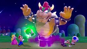 Super Mario 3D World zwiastun rozgrywki