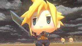 World of Final Fantasy E3 2015 - trailer