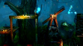 Trine: Enchanted Edition Etap 13 - Bramblestoke Village (1)