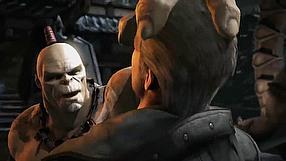 Mortal Kombat X Goro - gameplay
