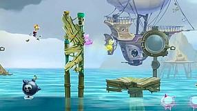 Rayman Legends trailer poziomu muzycznego