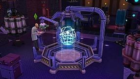 The Sims 4: Witaj w Pracy Naukowiec (PL)