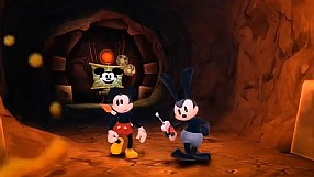 Epic Mickey 2: Siła Dwóch kulisy produkcji #2 tworzenie scenariusza (PL)