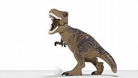 LEGO Jurassic World teaser (PL)