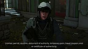 Deus Ex: Rozłam Ludzkości E3 2016 - fragment rozgrywki - Praga