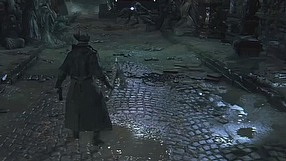 Bloodborne gameplay #1
