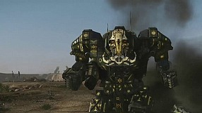MechWarrior Online The Boar's Head mech